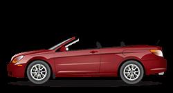 2010 Chrysler Sebring Cabrio