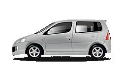 2002 Daihatsu YRV