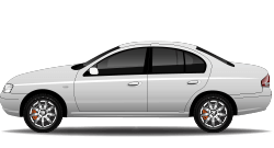 2002 Ford Fairmont image