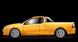 2002 Ford Falcon Ute