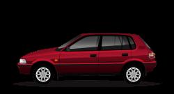 1992 Holden Nova