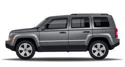 2008 Jeep Patriot image