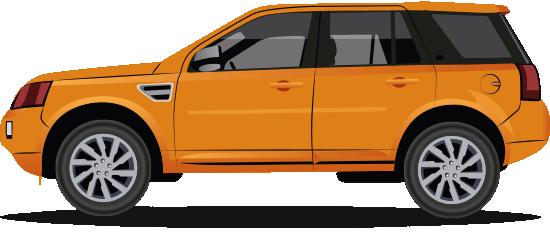Compare Land Rover Freelander 2 Service Costs
