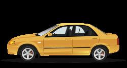 2001 Mazda 323 image