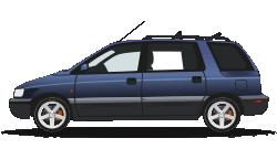 2002 Mitsubishi Nimbus