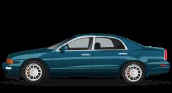 2000 Mitsubishi Verada image