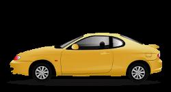 2000 Proton M21 Coupe