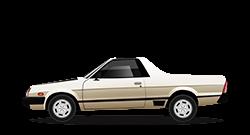 Subaru Brumby Ute