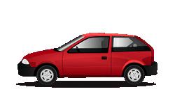 1994 Suzuki Cino