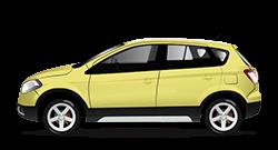 2014 Suzuki S-Cross image
