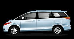 2005 Toyota Tarago image