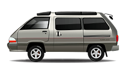 1992 TOYOTA TOWN-ACE