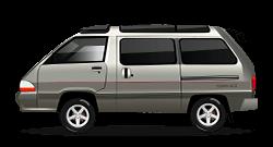 2001 Toyota Townace image