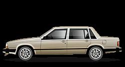 1991 Volvo 760