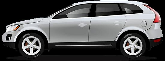 Compare Volvo XC60 Service Costs
