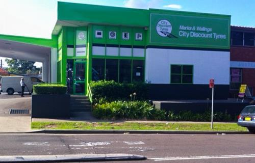 Marks & Wallings City Discount Tyres West Ryde image
