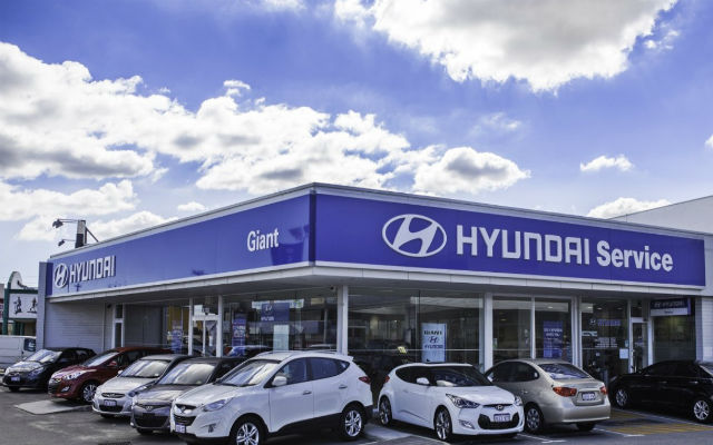 Osborne Park Hyundai image