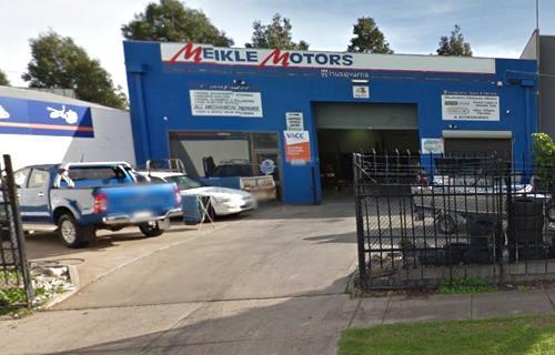 Meikle Motors image