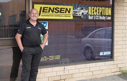 Jensen Automotive Service and Repair image