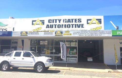 City Gates Automotive image