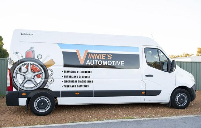 Vinnie's Automotive image