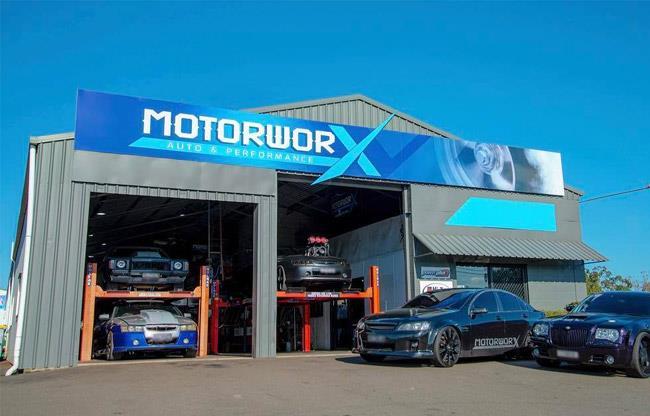 Motorworx Auto & Performance image