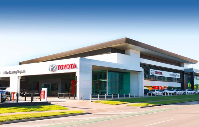 Mike Carney Toyota image