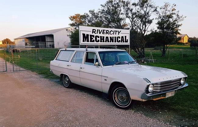 Rivercity Mechanical Meningie image