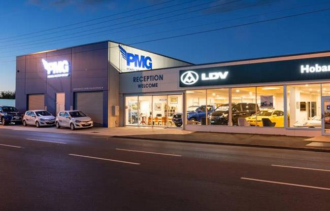 Powell Motor Group image