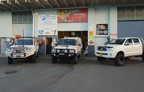 Sutherland Shire Auto Centre image
