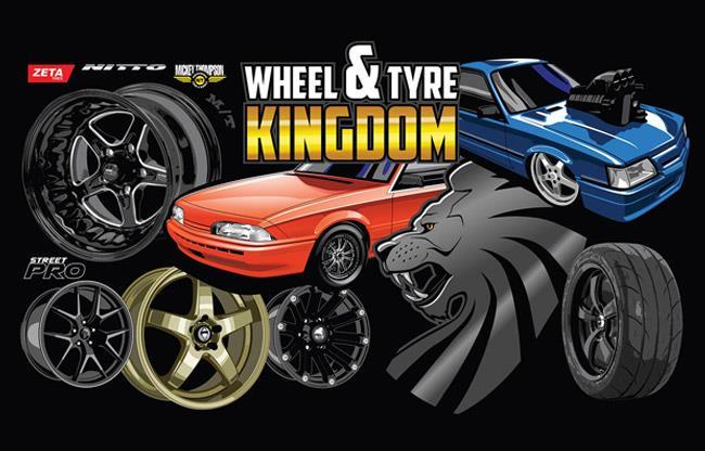 Wheel & Tyre Kingdom image