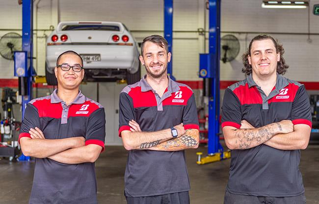 Bridgestone Select Campbelltown image