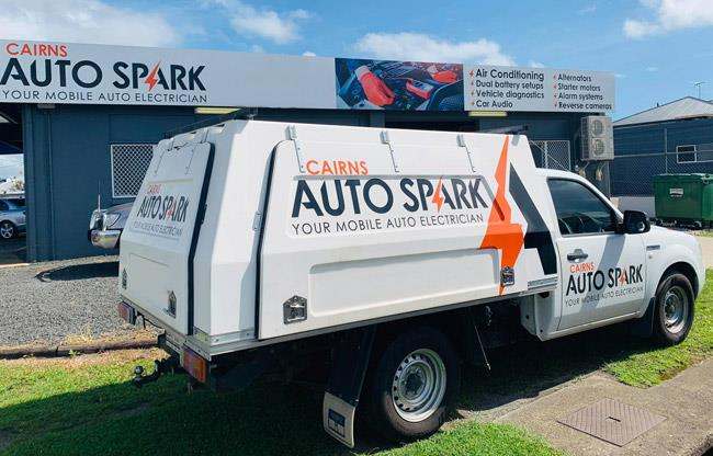 Cairns Auto spark & Mechanical image