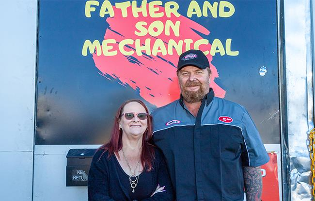 Father and Son Mechanical Pty Ltd image