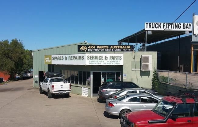 Gold City Landrover Spares & Repairs image