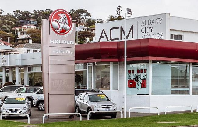 Albany City Motors image