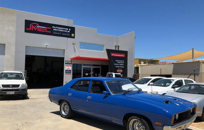JMEC Automotive & Motorcycle Repair Center image