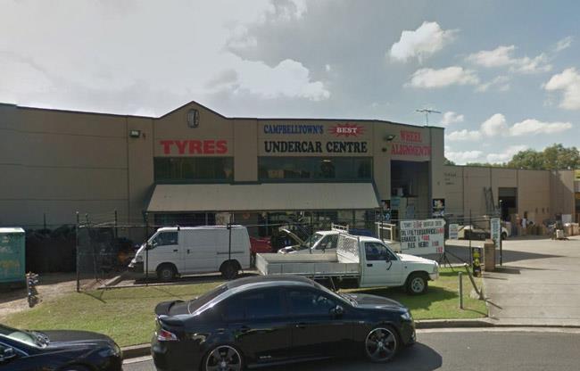 Campbelltown's Best Under Car Centre image