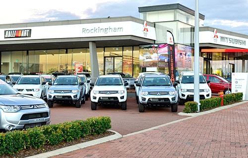 Rockingham Mitsubishi image