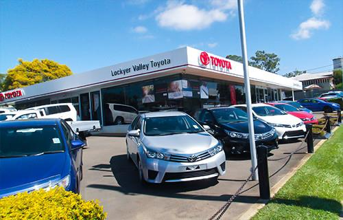 Lockyer Valley Toyota image