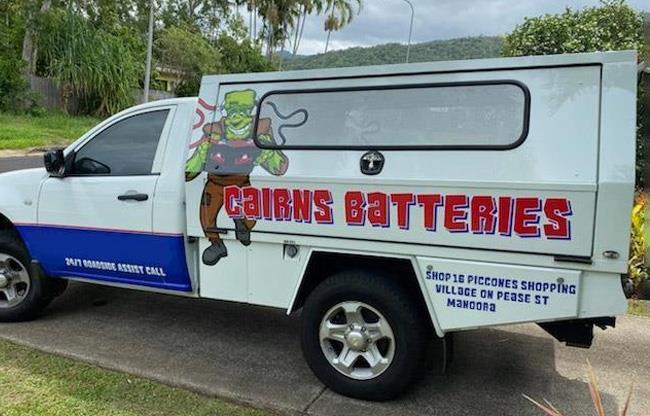 Cairns Batteries image