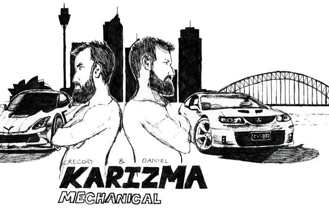 Karizma Mechanical image
