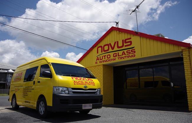Novus Glass & Window Tinting Rockhampton image