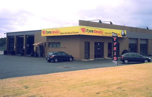 Tyre Deals & Auto Service Centre image
