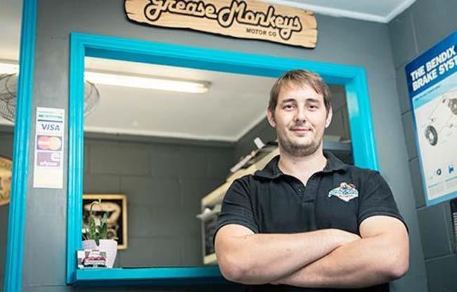 Grease Monkey's Motor Co image