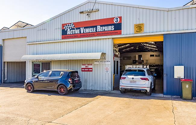 Active Vehicle Repairs image