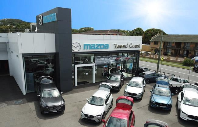 Tweed Coast Mazda image