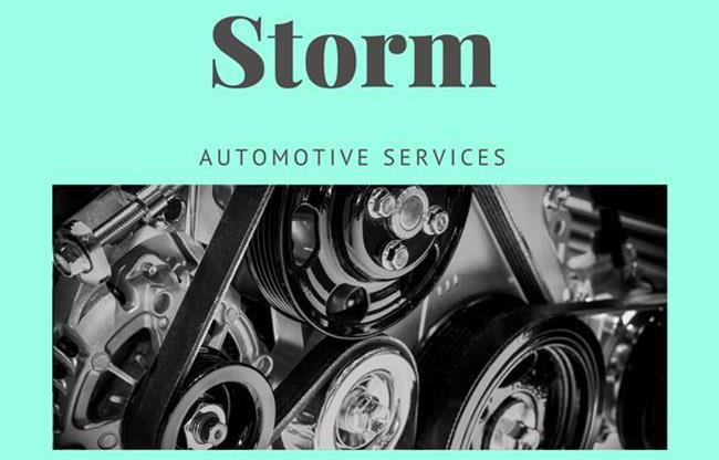 Storm Automotive Services image