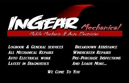InGear Mechanical Mobile Mechanic image
