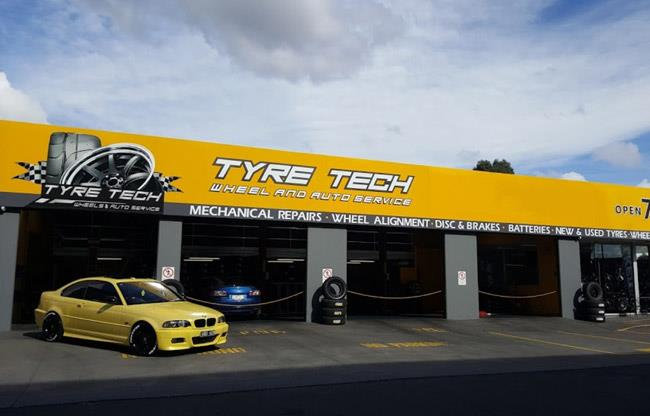 Tyre Tech Wheels & Auto Services image